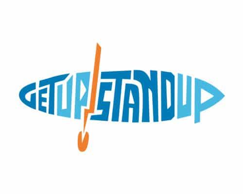 Get Up Stand Up, l'école de SUP à Fouesnant